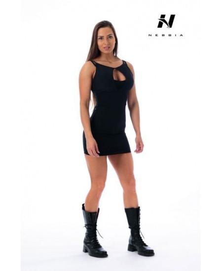 DRESS SUPPLEX NEBBIA BLACK