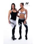 fitness combo nebbia in due varianti di colore lo trovi on line in vendita su www.fantaleggins.com