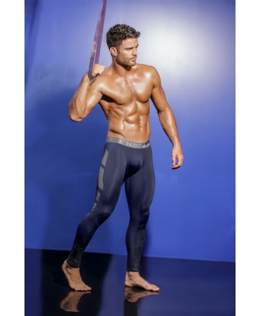 LEGGING UOMO ALL GRAY