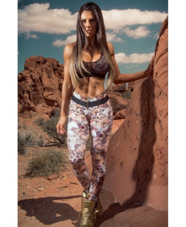 Savage Garden Legging SUperhot