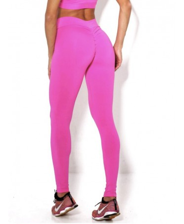 LEGGINGS FUCHSIA PUSH-UP...