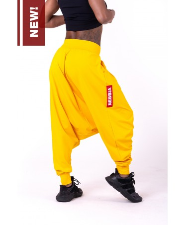 SWEATPANT ALADDIN YELLOW FOG