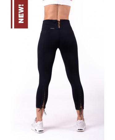 NEBBIA LEGGING 7/8 LACE UP...