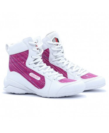 THE SHOE SPORTS PINK AND...