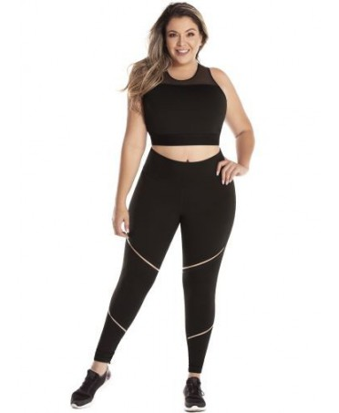 LEGGINGS PLUS SIZE BRIEF...