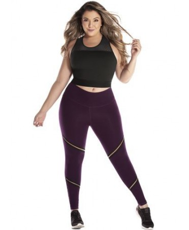 LEGGINGS CURVY FASHION...