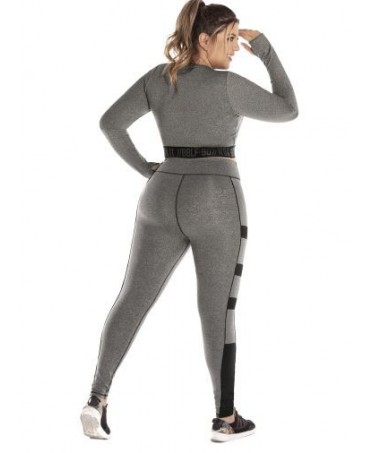 LEGGINGS MODA CURVY...