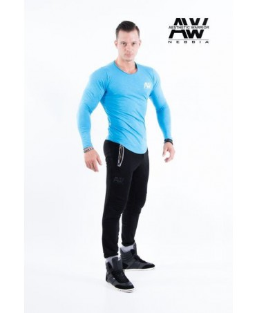 snug knitted man long sleeves; stretch fabric and subtle highlighting muscles and curves, fog, canoan, hipkini, sup