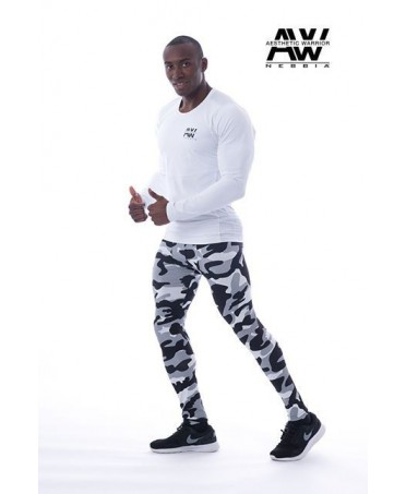 leggings for men made of breathable fabric and solid camo. fog dresses the best athletes, fantaleggins store online,