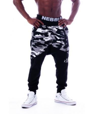 sweats pants camo man nebbia, fitness wear uomo online, fantaleggins store online,