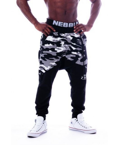 sweats pants camo man nebbia, fitness wear uomo online, fantaleggins store online,