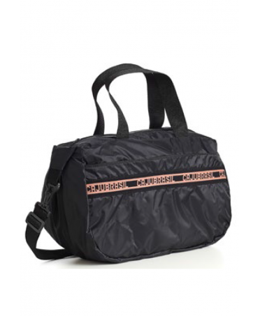 GYM BAG BLACK CAJUBRASIL ADAPT