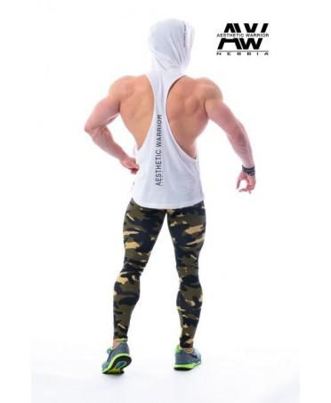 pantacollant da uomo per esaltare la forma delle gambe. Fantaleggins veste l'uomo sportivo