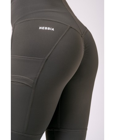 NEBBIA LEGGINGS GYM COLOR...