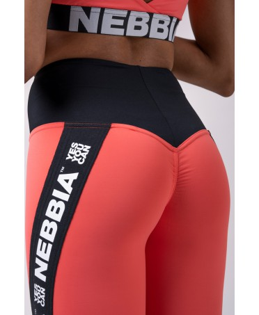 NEBBIA LEGGINGS GYM PUSH UP...