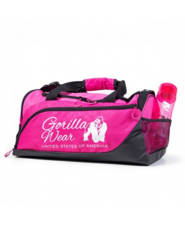 FUXIA GORILLA WEAR GYM BAG