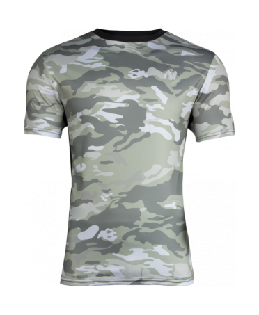 MEN'S T-SHIRT CAMO GRAY...