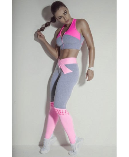 LEGGING WINNERS ROSA SUPERHOT