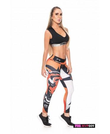 FIBER legging sportivo one size