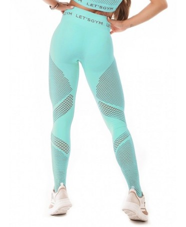 LET S 'GYM TURQUOISE...