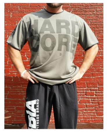 abbigliamento uomo sportivo: t-shirt per body building e palestra.