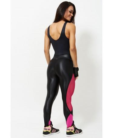 pantaloni adrenti contenitivi anti cellulite per palestra, fitness wear,