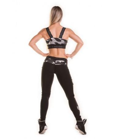 leggins con elastico in vita, tessuto tecnico, fashion fitness, i migliori capi fitness su www.fantaleggins.com
