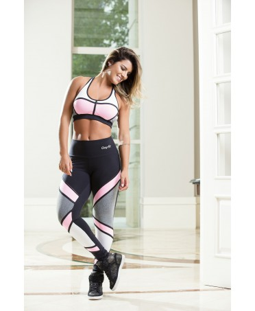 2909ec7b90b10 pink top with grey oxyfit main. with the padded cups.