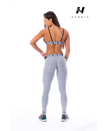 LEGGING MELE NEBBIA LIGHT GREY