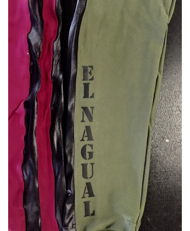 THE FIRST LONG GREEN-MAN-EL NAGUAL
