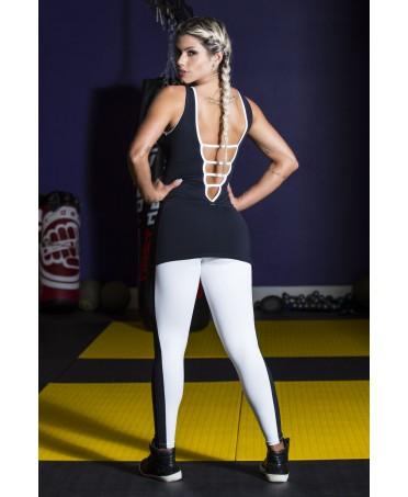 tuta intera aderente sportiva donna, tuta da donna intera schiena semi nuda, effetto push up