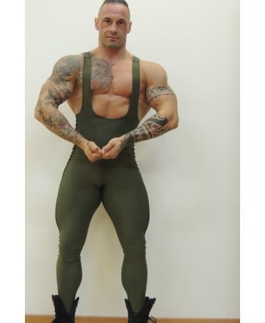 THE FIRST LONG GREEN MAN EL NAGUAL