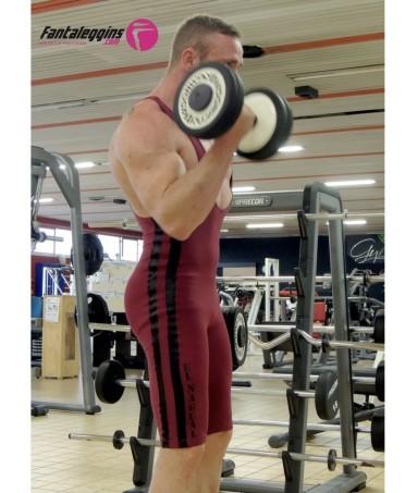 moda uomo per la palestra, moda body builder di alta qualita', abbigliamento workout per uomo