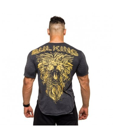 T-SHIRT LION BULKING