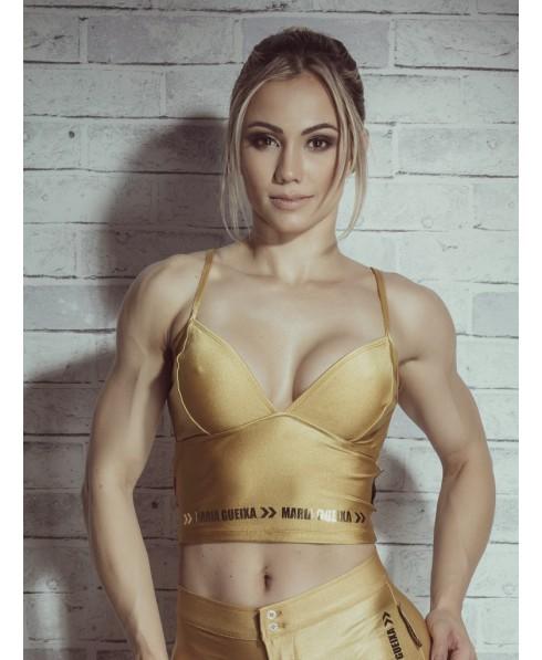 Moda gioiello per sport e fitness, top coppe removibili, tuta sportive liu jo, moda sexy per body building,