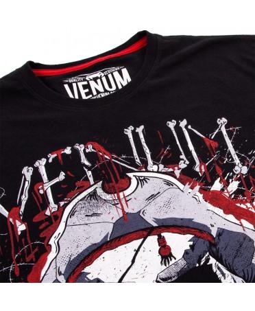 T-SHIRT UOMO NERA PIRATE VENUM