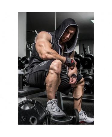hardcore regtop black, regroup hard per bodybuilders, shirt uomo online per fitness,