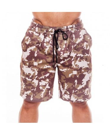 BERMUDA SHORTS CAMO CAMOUFLAGE MEN BULKING