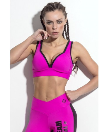 TOP FUXIA PUSH UP SUPERHOT