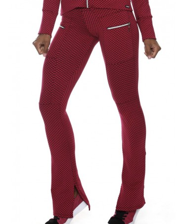 BELL-BOTTOM RED PANTS CANOAN