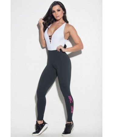 ONE-PIECE FITNESS SUIT...