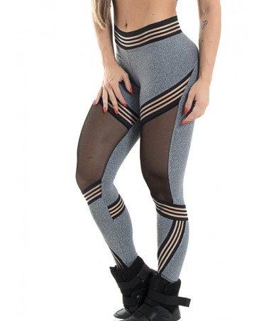 COMPRESSIVE GREY Leggings...