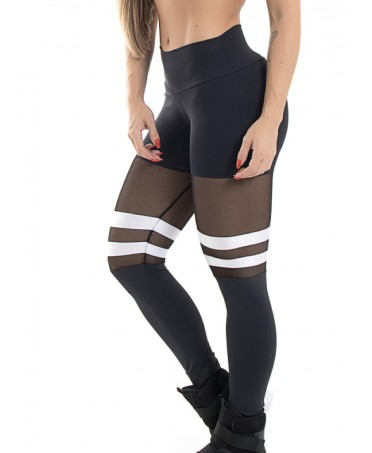 Leggings SUPPORT HOSE BLACK...