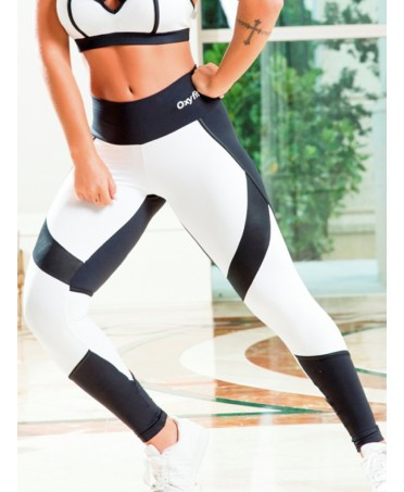 LEGGING BIANCO HIGHLIGHT...