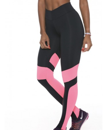 PINK AND BLUE Leggings...