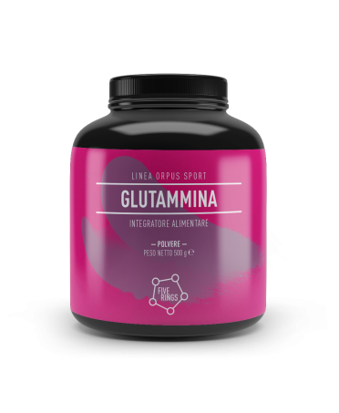 GLUTAMMINA FIVE RINGS
