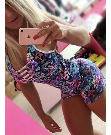 PLAYSUIT SHORT THE WHOLE...