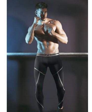 Leggings FOR MAN BLACK START