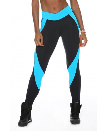 e47758908603c1 The Leggings support hose black does not bleed and does not deform; it is  also highly breathable and antibacterial, and has the protection factor of  UV+50 ...