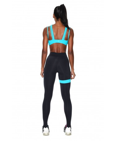 ff0f9f5739977f A leggings push-up that perfectly conceals any imperfections of the skin.  Has the protection factor of UV+50 protection in the fabric and colors.